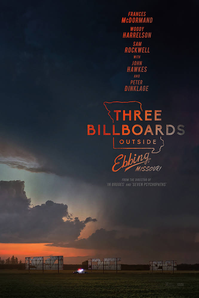 Three Billboards Outside Ebbing, Missouri (2017) - cronică de A.S.