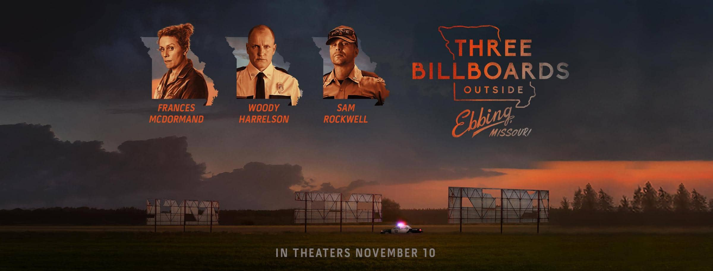 Three Billboards outside Ebbing, Missourri-min