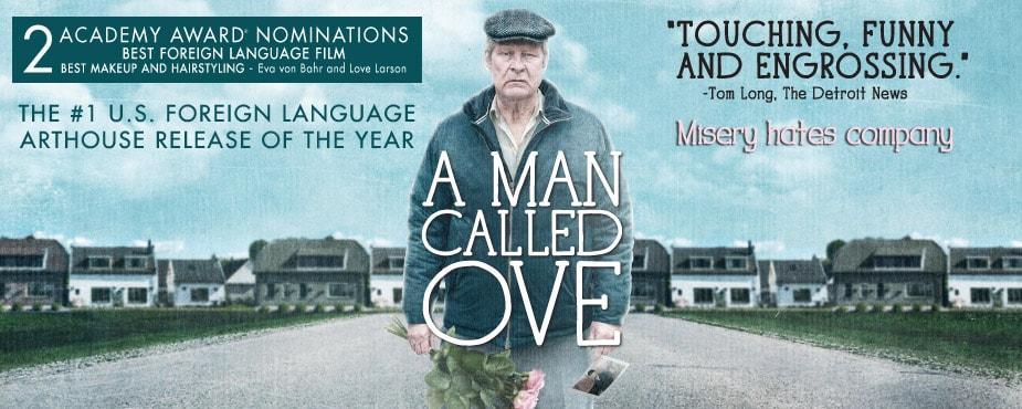A Man Called Ove (aka. En man som heter Ove) (2015)
