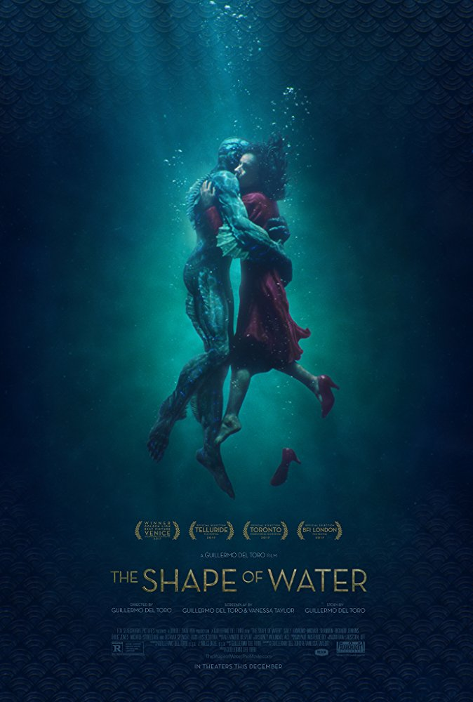 The Shape of Water (2017) - cronică de A.S.