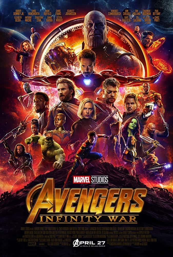 Avengers: Infinity War (2018) - cronică de A.S.