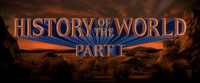 History of the World: Part I (1981)