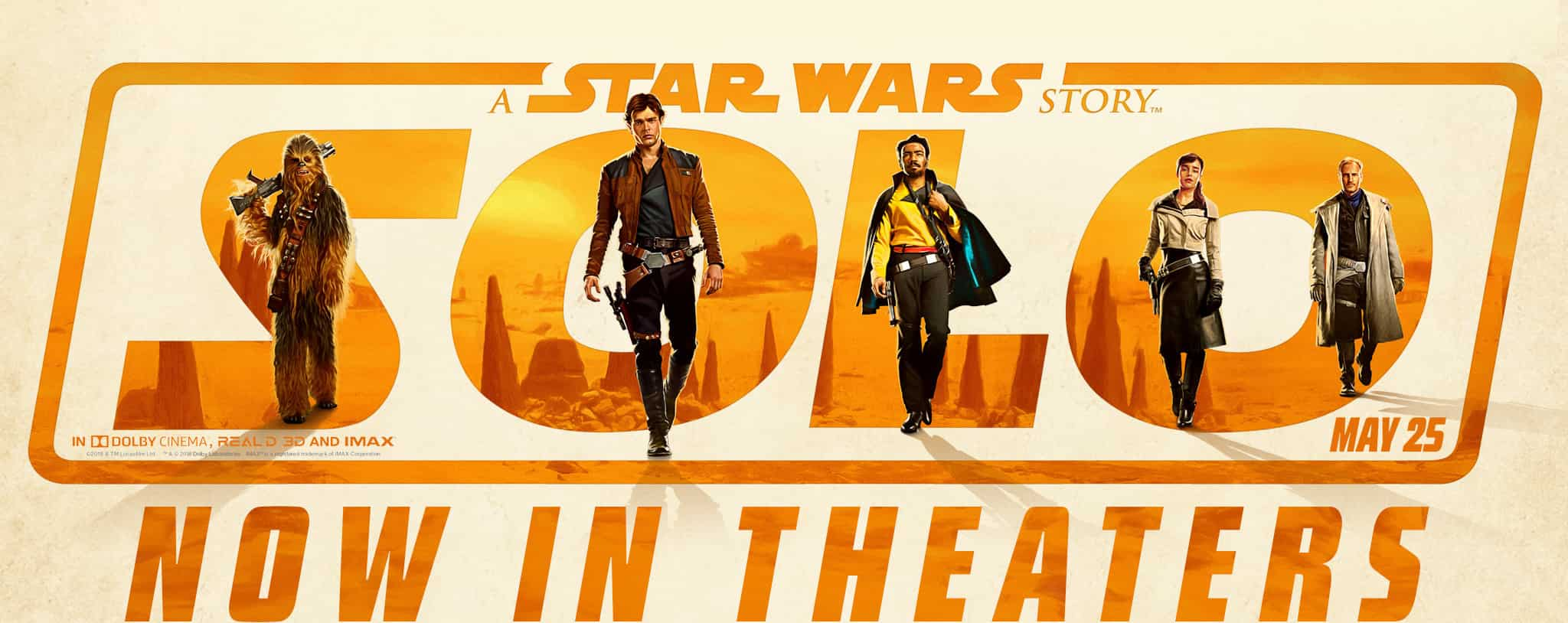 Solo A Star Wars Story (2018)