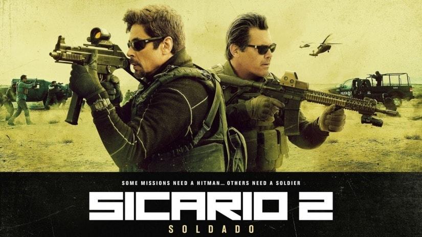 Sicario 2: Soldado (aka Sicario: Day of the Soldado) (2018)