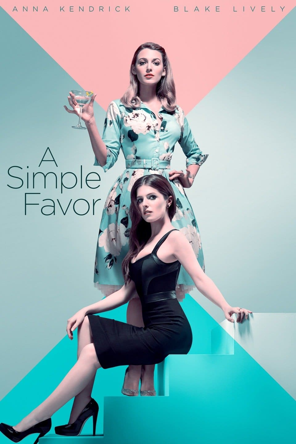 A Simple Favor (2018) - cronică de A.S.