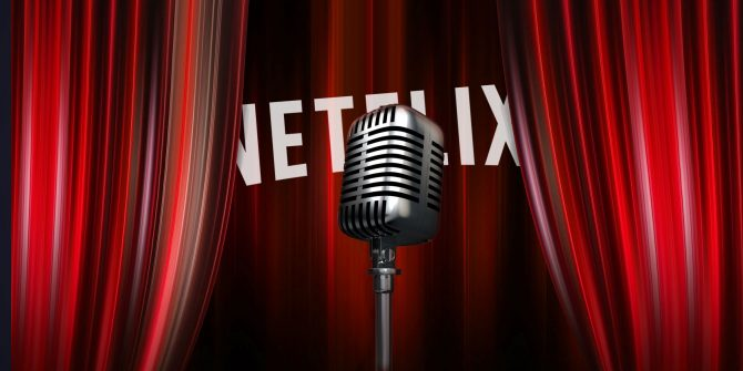 Netflix: Stand-up Comedy Shows