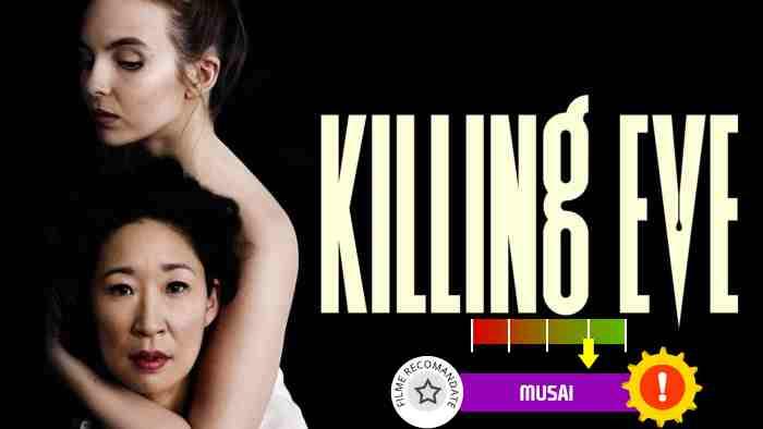 Killing Eve (2018- )