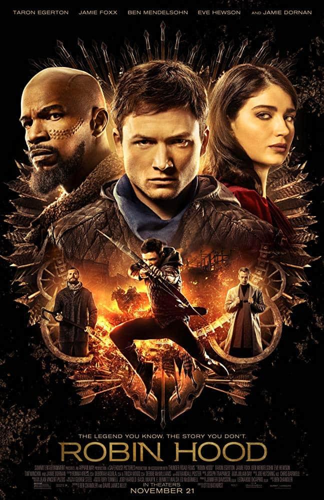 Robin Hood (2018) - cronică de A.S.
