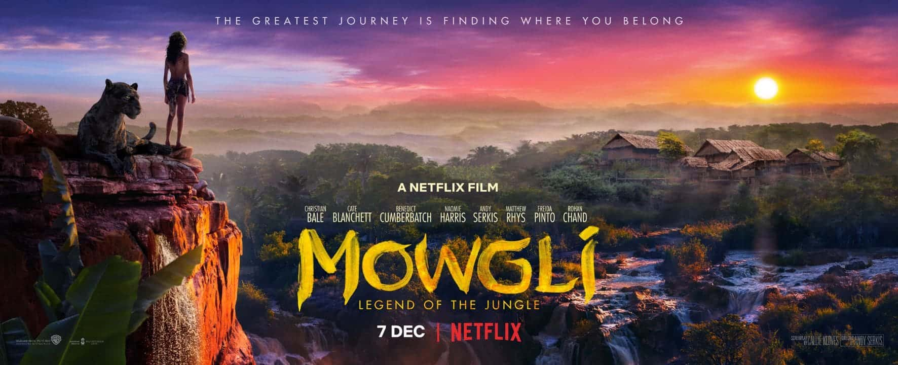 Mowgli: Legend of the Jungle (2018)