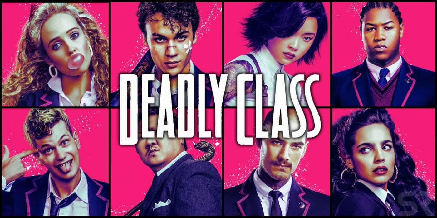 Deadly Class (2018- )