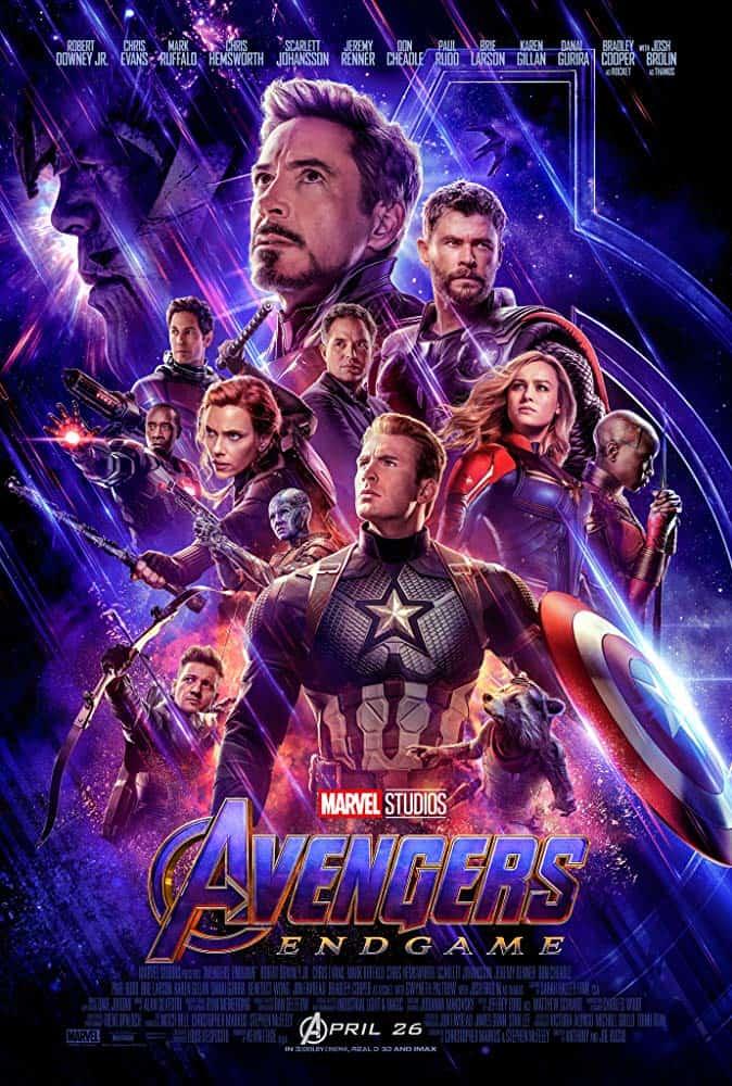 Filmele lunii Aprilie 2019