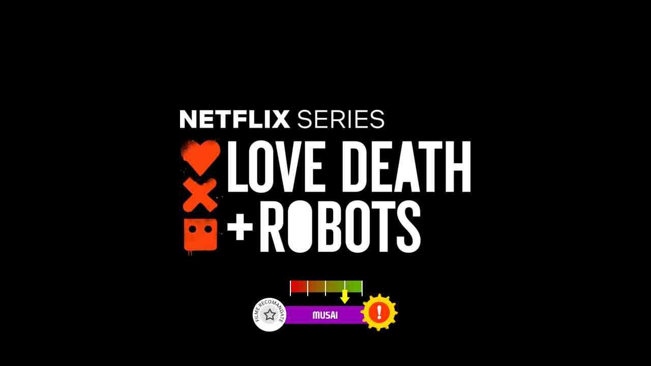 Love, Death & Robots (2019- )