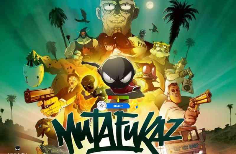 MFKZ (aka. Mutafukaz) (2017)