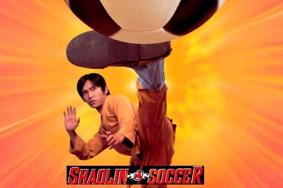 Shaolin Soccer (aka. Siu Lam juk kau) (2001)