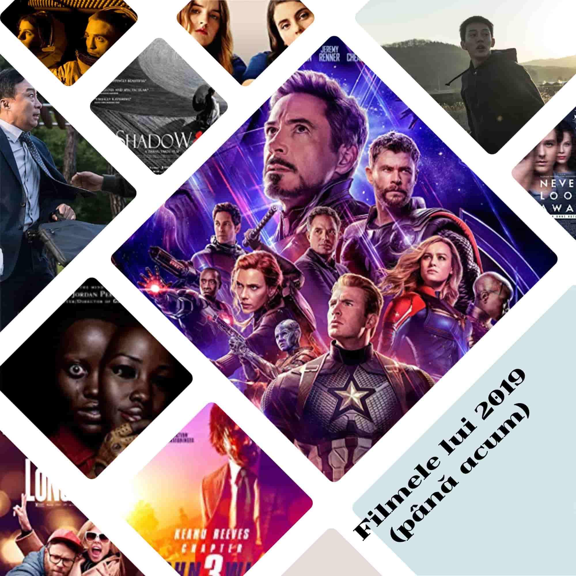 Filmele lui 2019 (până acum)