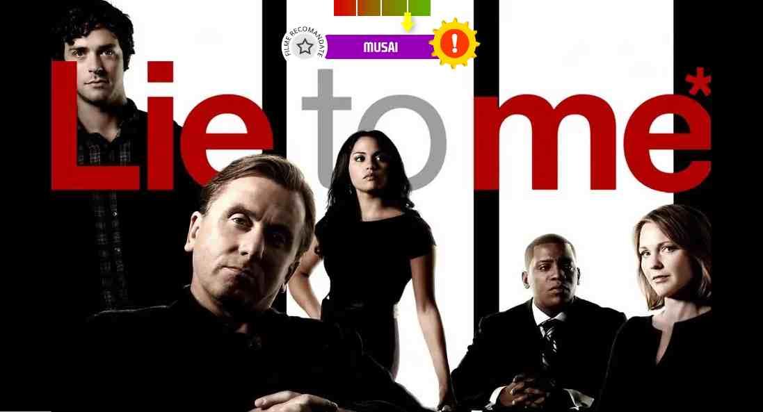 Lie to Me (2009-2011)