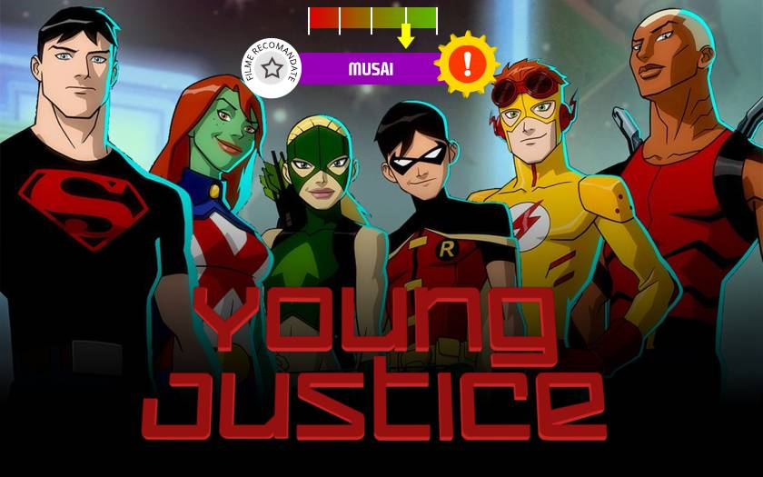 Young Justice (2010- )