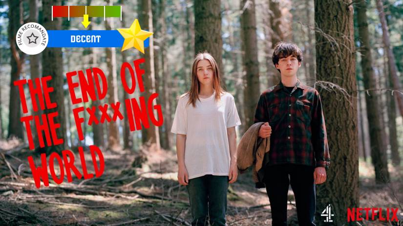 The End of the F***ing World (2017-)