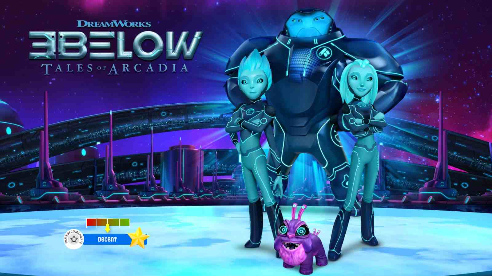 3Below: Tales of Arcadia (2018-2019)