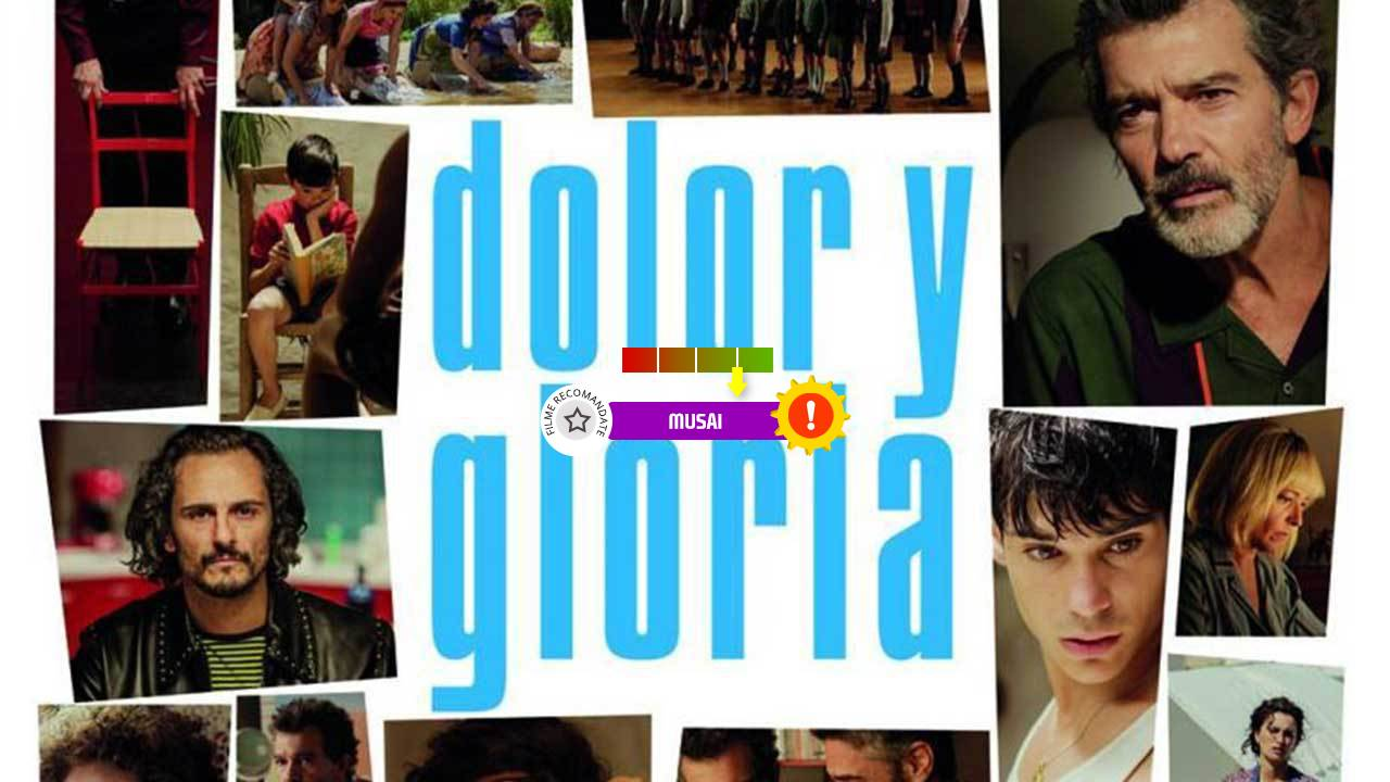 Pain & Glory (aka. Dolor y gloria) (2019)