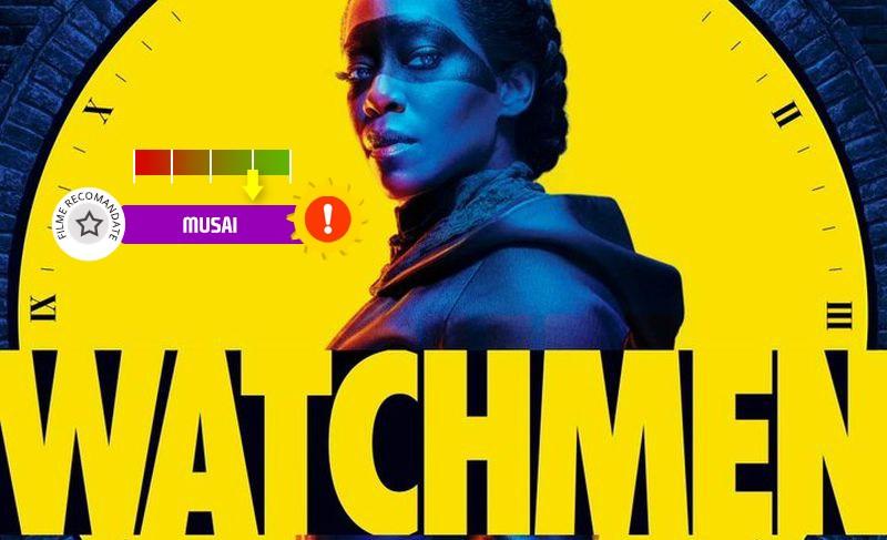 Watchmen (2019- )