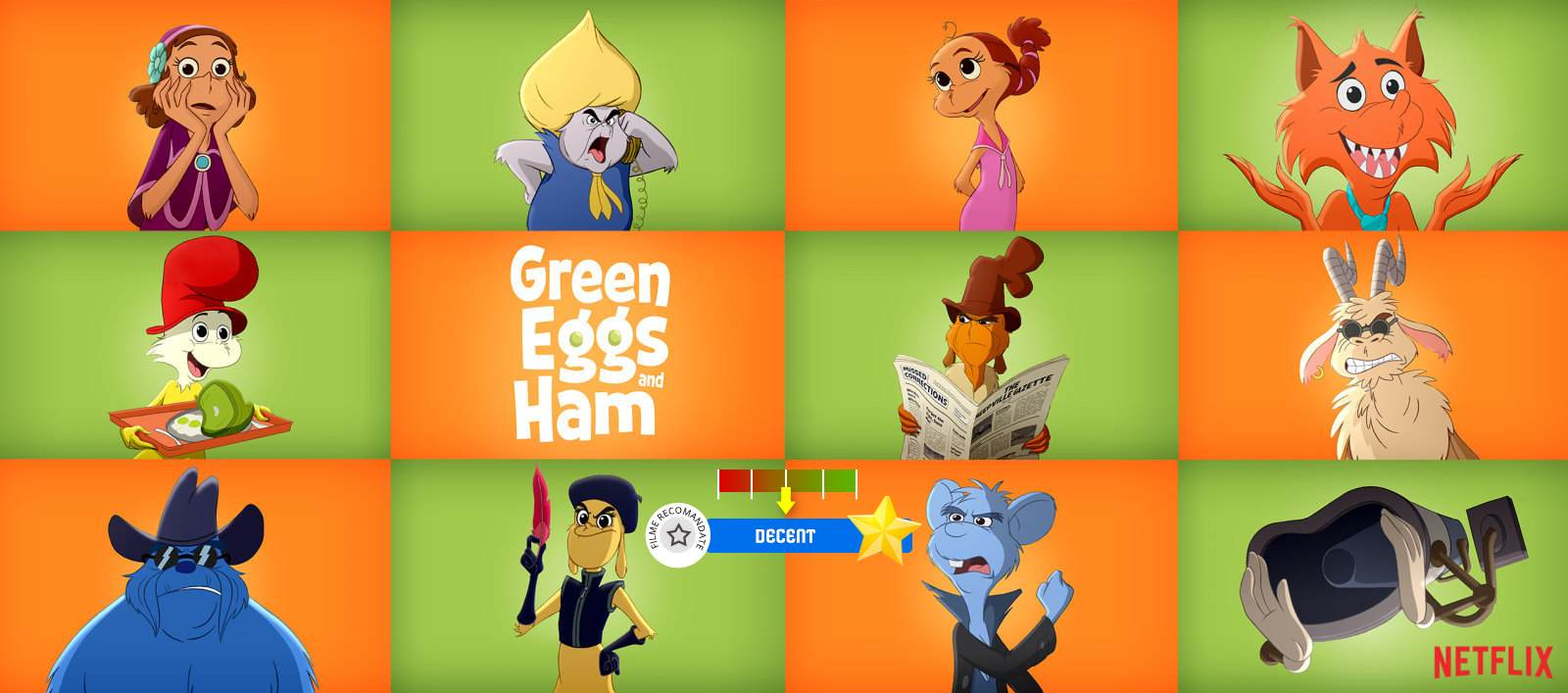 Green Eggs and Ham (2019- )