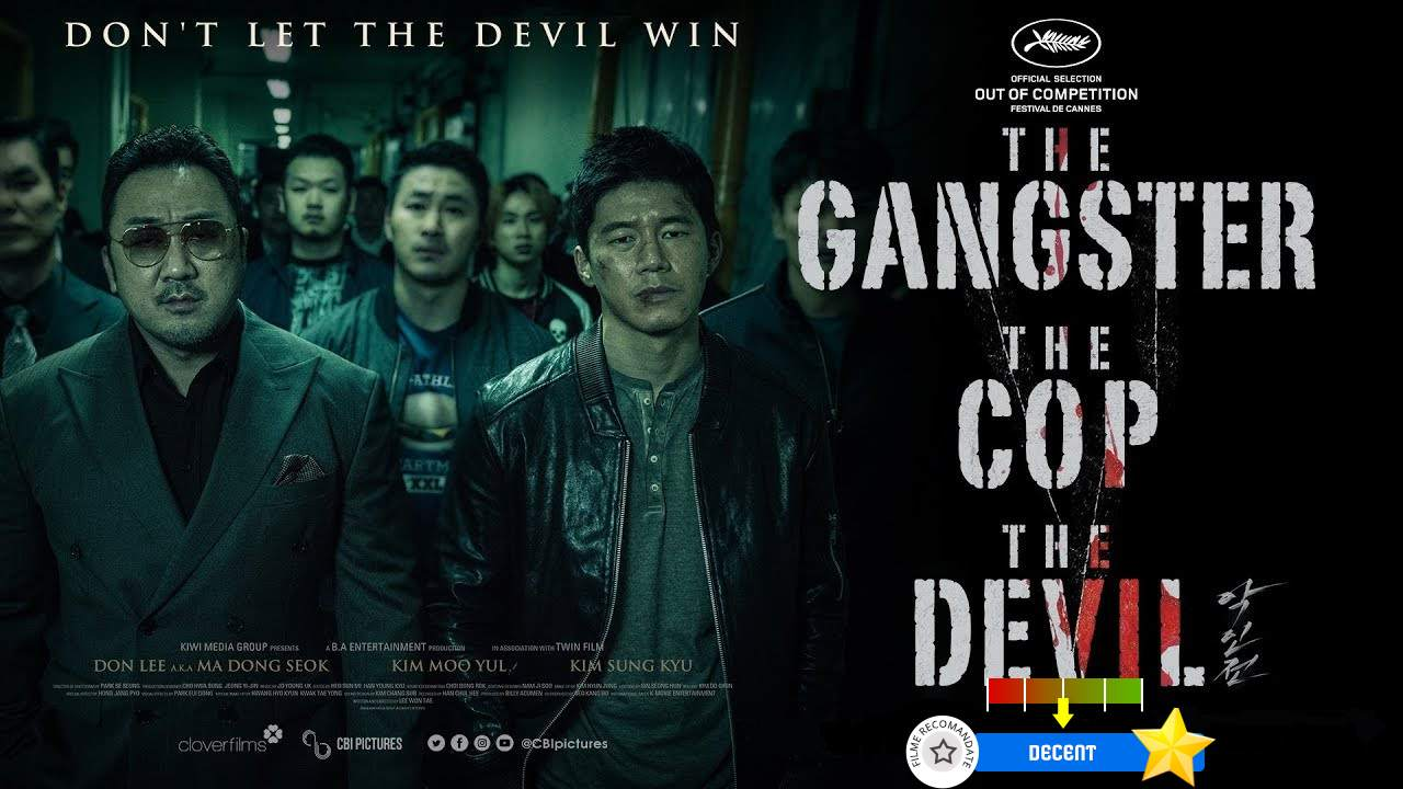 The Gangster, the Cop, the Devil (aka. Ak-in-jeon) (2019)
