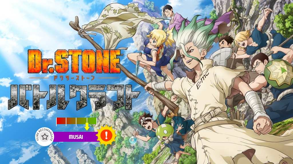 Dr. Stone (2019- )