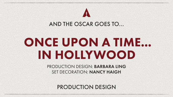 Best Production Design