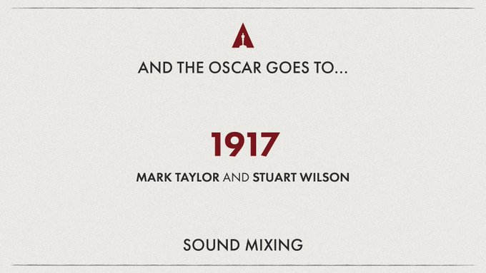 Best Sound Mixing