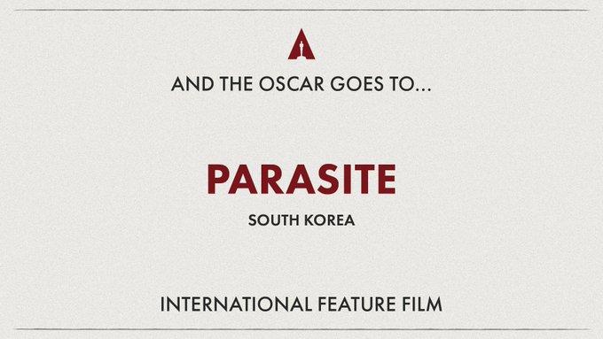 Best International Feature Film