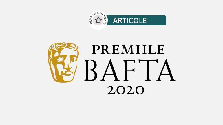 Premiile BAFTA 2020