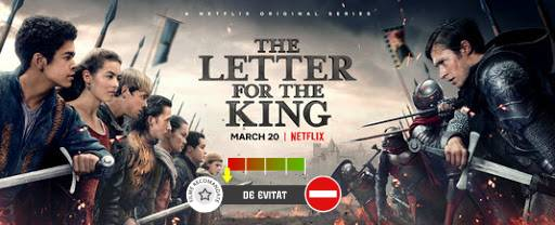 The Letter for the King (2020- )