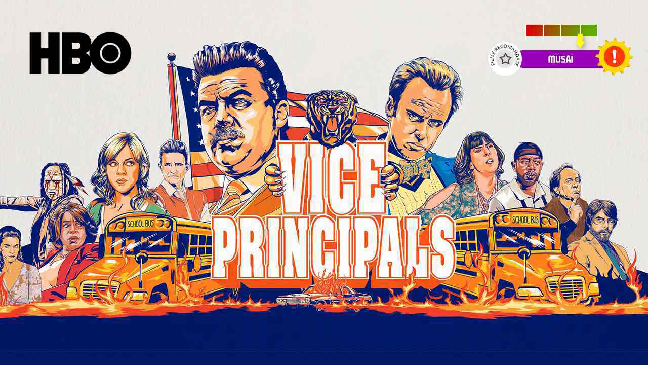 Vice Principals (2016-2018)