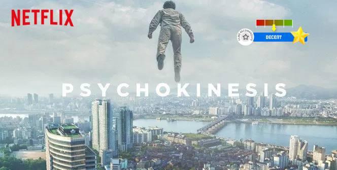 Psychokinesis (aka. Yeom-lyeok) (2018)