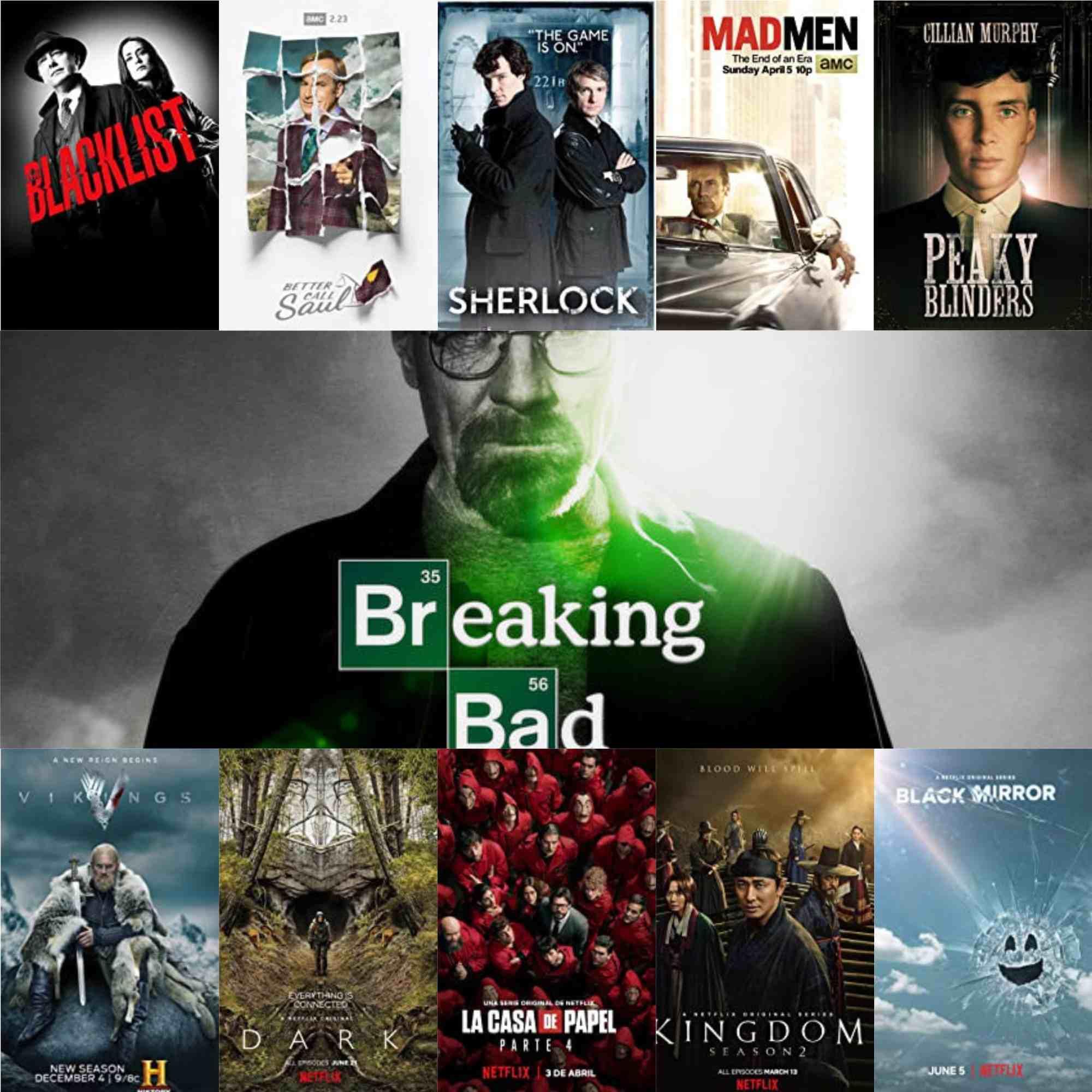Top 30 seriale de binge pe Netflix