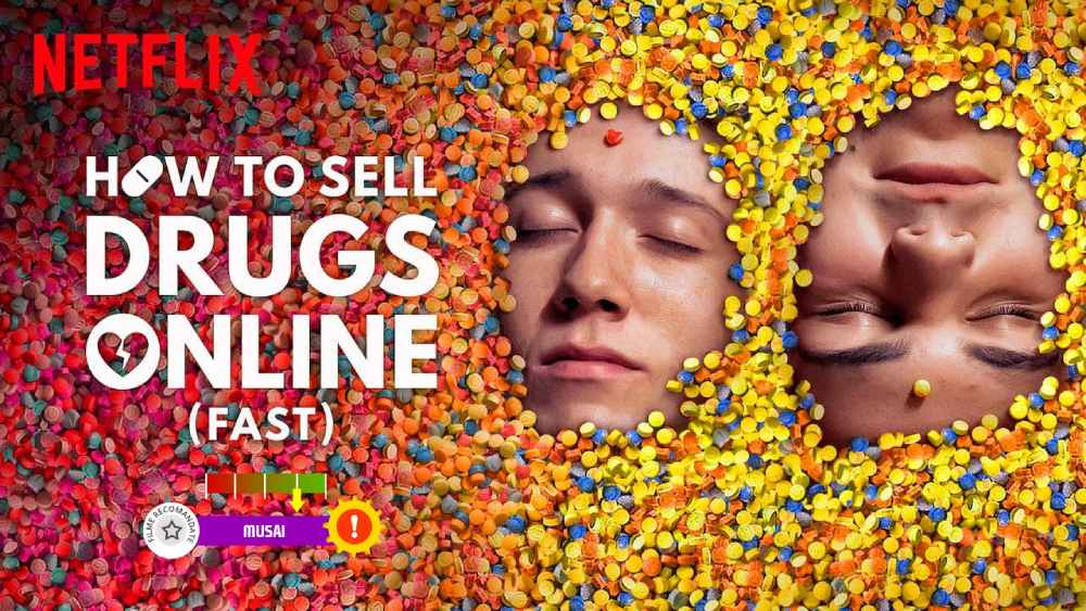 How to Sell Drugs Online (Fast) (2019- )