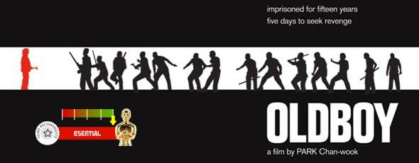 Oldboy (aka. Oldeuboi) (2003)