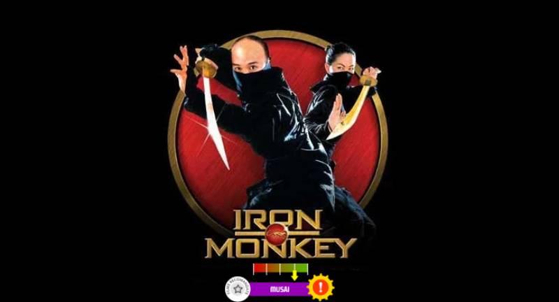 Iron Monkey (aka. Siu nin Wong Fei Hung chi Tit ma lau) (1993)