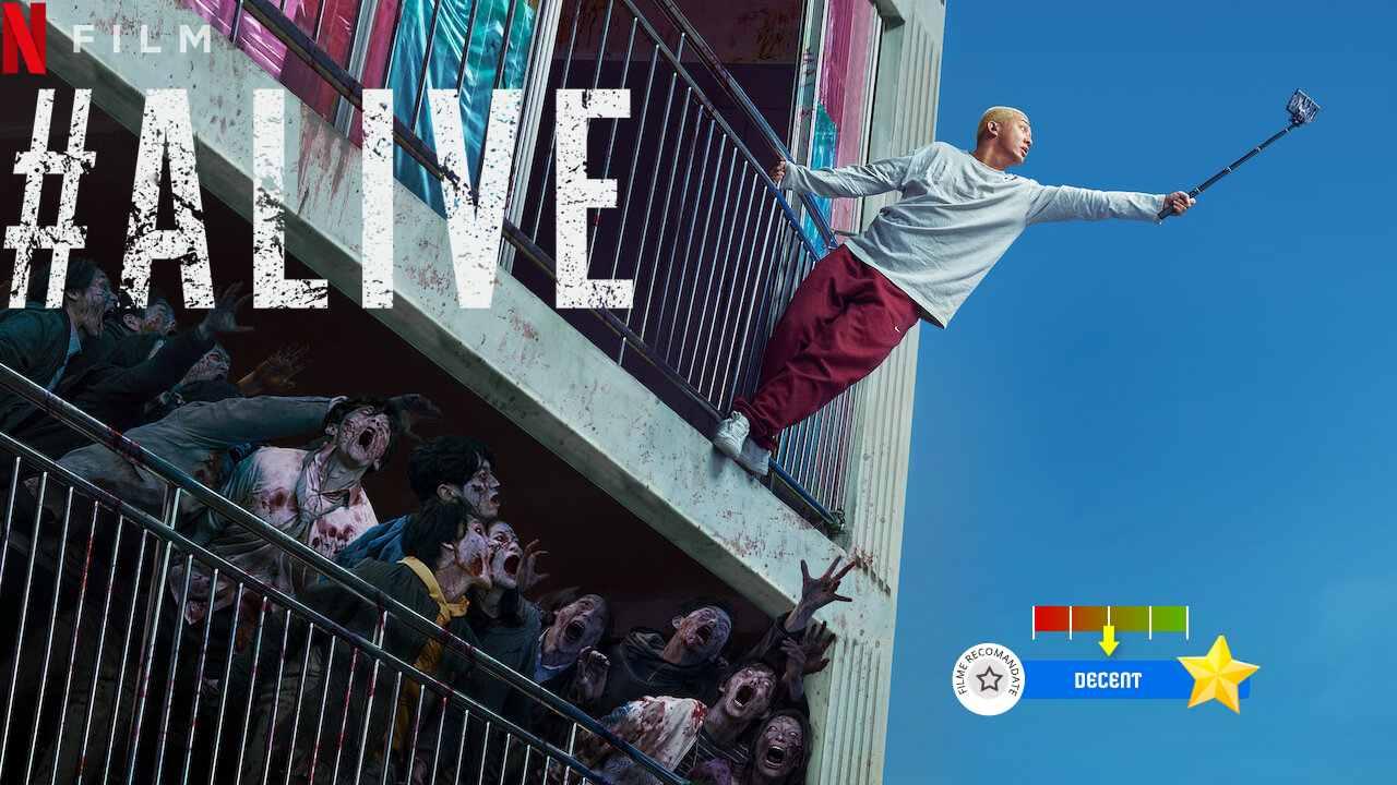#Alive (aka. #Saraitda) (2020)