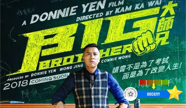 Big Brother (aka. Dai si hing) (2018)