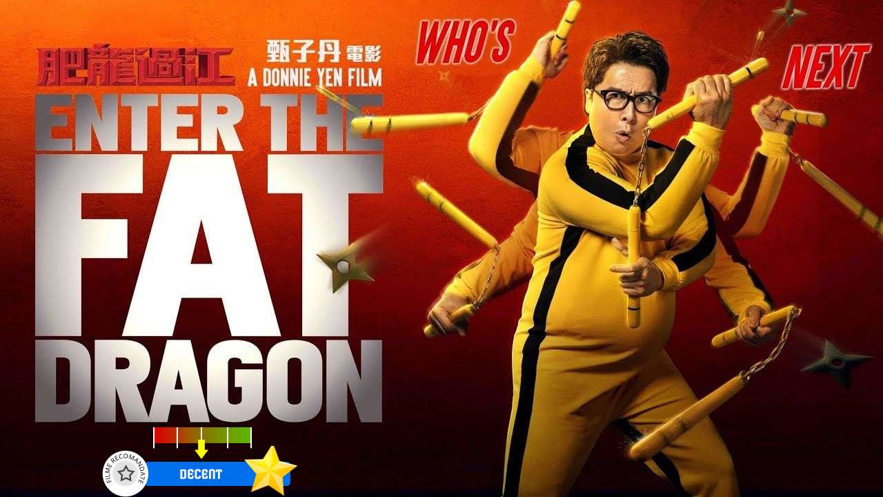 Enter the Fat Dragon (aka. Fei lung gwoh gong) (2020)