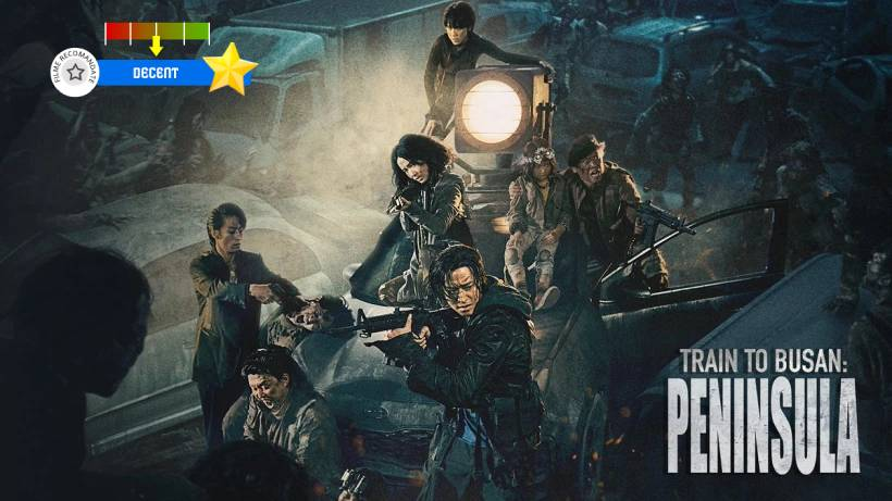 Train to Busan presents Peninsula (2020)