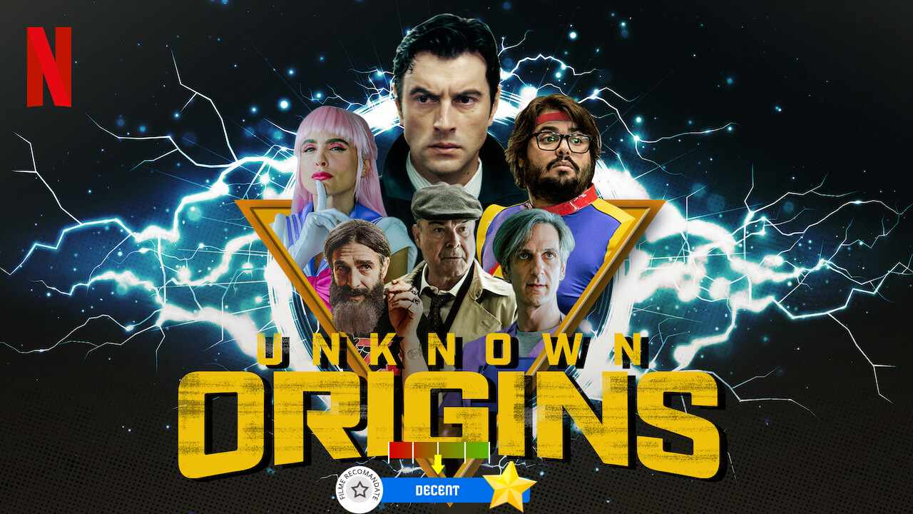 Unknown Origins (aka. Orígenes secretos) (2020)
