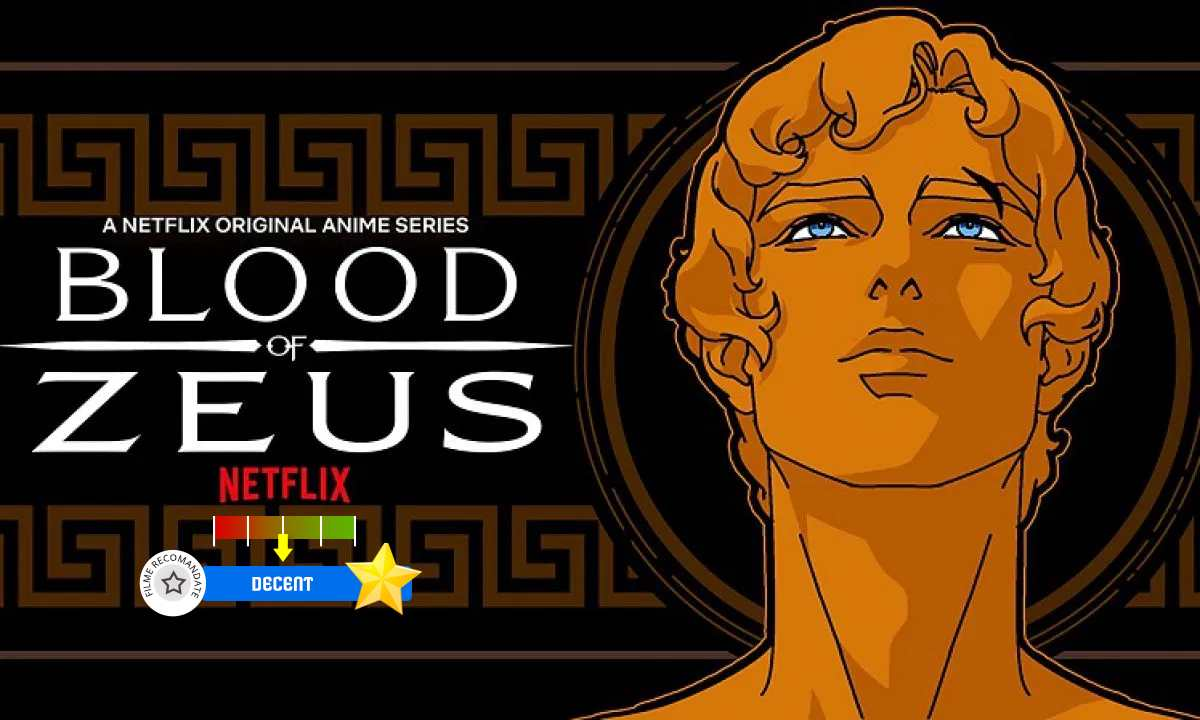 Blood of Zeus (2020- )