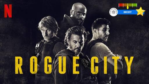 Rogue City (aka. Bronx) (2020)
