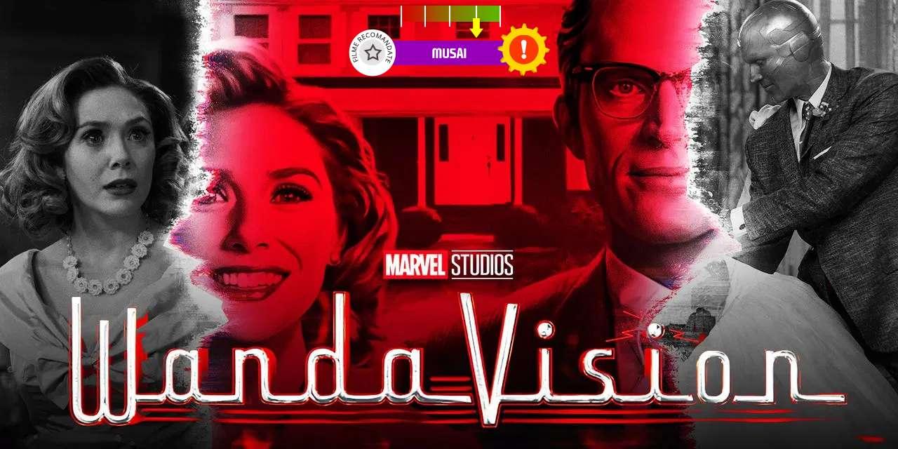 WandaVision (2021- )