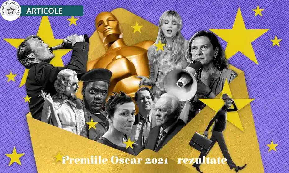 Premiile Oscar 2021 - rezultate