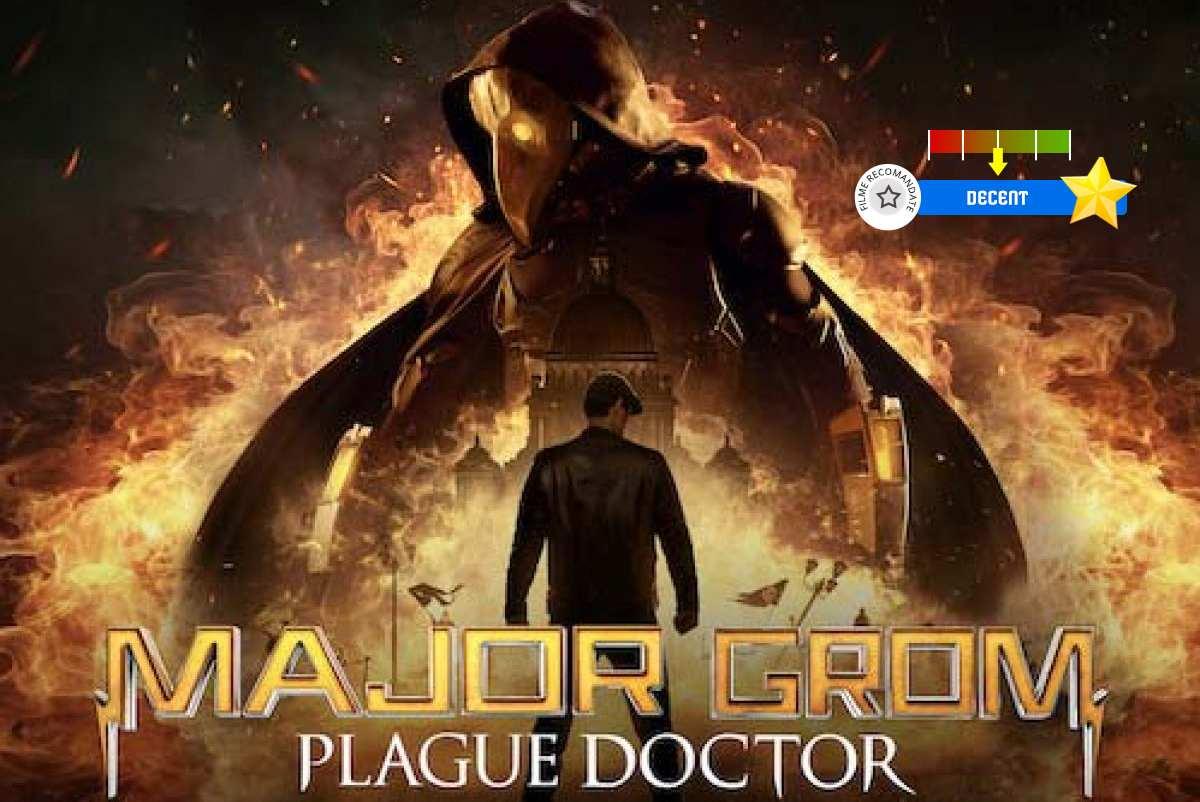 Major Grom: Plague Doctor (aka. Mayor Grom: Chumnoy Doktor) (2021)