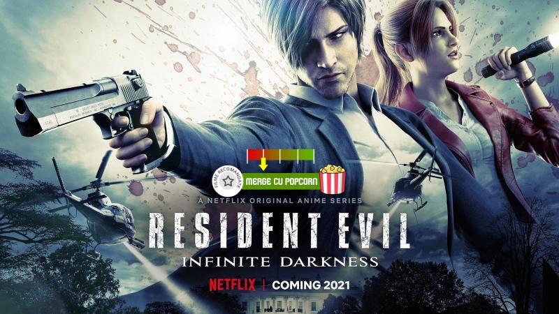 Resident Evil: Infinite Darkness (2021)
